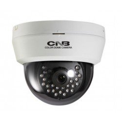 CNB LBQ-54VF-W 800TVL Indoor IR Day/Night WDR Dome Camera
