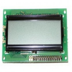 Keri Systems LCD-1 Alpha/Numeric Plug-In Display