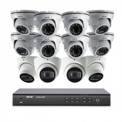 FLIR M1644K84 4K HD Security System