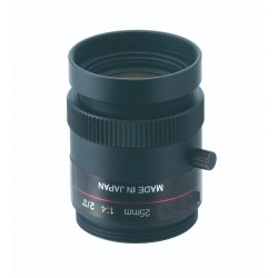 "Ganz M2580-MPW2-R 2/3"" 25mm f8.0, 5.0 Megapixel Ultra low Distortion Lens"