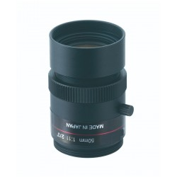 "Ganz M5011-MPW2-R 2/3"" 50mm f11.0, 5.0 Megapixel Ultra low Distortion Lens"