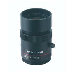 "Ganz M5028-MPW2-R 2/3"" 50mm f2.8, 5.0 Megapixel Ultra low Distortion Lens"