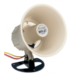 Interlogix MPI-37 Self-Contained Siren and Speaker