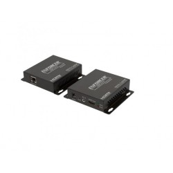 Seco-Larm MVE-AHMPM-01NQ HDMI Extender over IP Kit (1 Transmitter and 1 Receiver)