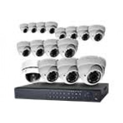 MVP16KIT - Our Most Popular/Best selling 16 Camera Video Surveillance Kit