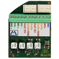 Mobotix MX-OPT-IO3-INT MX-Bus-IO-Module Extension Board