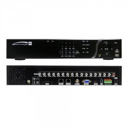 Speco N32NS12TB 32 Channel 4K Network Video Recorder - 12TB