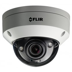 FLIR N347VW4 4 MP WDR Motorized VF Vandal Dome Camera with 2.7-12mm