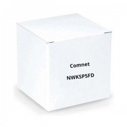 Comnet NWKSP5FD Solar Power Kit for NetWave Products