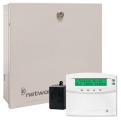 Interlogix NX-8-KIT-7-RF NX-8 Kit with NX-148E-RF Keypad