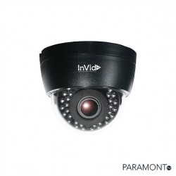 InVid Tech PAR-ALLDIIR2812B TVI/AHD/CVI/CVBS Indoor Dome Camera