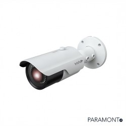 InVid PAR-P8BIRA3312 8 Megapixel Network IR Outdoor Bullet Camera, 3.3-12mm Lens