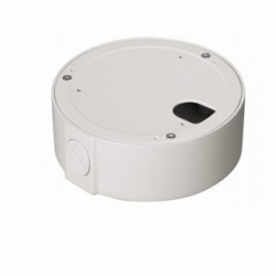 American Dynamics PFA131 Illustra Essentials Indoor Junction Box for Fixed Mini-Dome