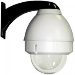 Panasonic POD9CWTA Outdoor Wall Mount Dome Housing for Network Cameras