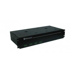 Altronix R2416600ULCB 16 Output Rack Mount Power Supply, 24/28 VAC PTC