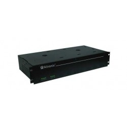 """Altronix R248ULI 8 Output Isolated Rack Mount Power Supply, 24 VAC @ 12.5 Amp, Isolated Fuse Protected, 2U EIA 19"""" Rack Mount Chassis, UL Listed"""