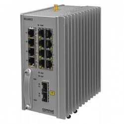 Comnet RLGE2FE16R/S/AC/216P RLGE2FE16R with 2