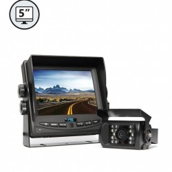 "RVS System RVS-7706033 Backup Camera System with 5"" Monitor"