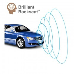 RVS Systems RVS-BLB Brilliant Backseat Reminder System