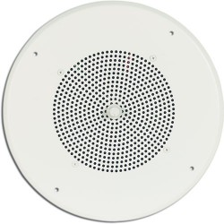 Bogen S86T725PG8W Ceiling Speaker with Off White Grille