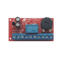 Seco-Larm SA-026Q Low-voltage miniature delay timer module