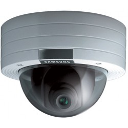 Samsung Security SCC-931TN 1/4-inch Color Anti-Vandal 12x Motorized Zoom Dome Camera