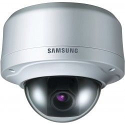 Samsung Security SCV-3120.b 1/4-inch CCD, Motorized Zoom, 600TV Lines, Day/Night, WDR, 12x Zoom