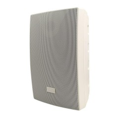 "Speco SP6AWXTW 6"" Outdoor Speaker w/ Transformer, White (sold in Pairs)"