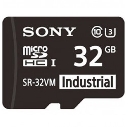 Sony SR-32VMA SD Cards for IP Security Cameras, 32GB