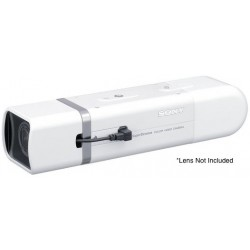 Sony SSC-E473.b Fixed Color Camera with 1/3-inch SuperExwave CCD, Day/Night Technology and 540 TVL, FACTORY CERTIFIED REFURBISHED