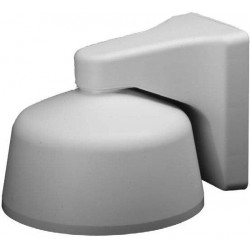 Pelco SWM4-W Wall Mount for Spectra Mini Dome System, White