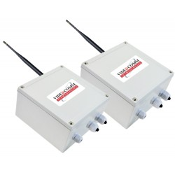 VideoComm TCO-L1R2409 2.4GHz All-Weather Mobile Transmitter & Receiver