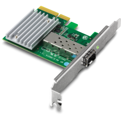 TRENDnet TEG-10GECSFP 10 Gigabit PCIe SFP+ Network Adapter