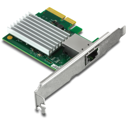 TRENDnet TEG-10GECTX 10 Gigabit PCIe Network Adapter