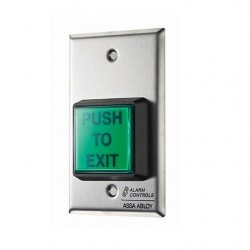 Alarm Controls TS-2T Electronic Timer Push Buttons