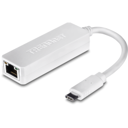 TRENDnet TUC-ETG USB-C to Gigabit Ethernet Adapter