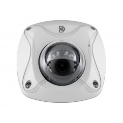 Interlogix TVW-5303 TruVision 2MPx Fixed Lens IR Wedge Camera - White