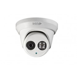 InVid Tech ULT-C2TXIR28 2 Megapixel 1080p TVI Outdoor Turret Camera