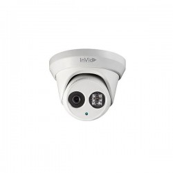 InVid Tech ULT-C2TXIR36 2 Megapixel 1080p TVI Outdoor Turret Camera