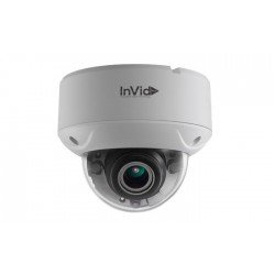 InVid Tech ULT-C3DRXIRM2812 3 MP TVI Outdoor Dome Camera