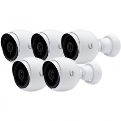 Ubiquiti UVC-G3-AF-5 2 Megapixel Network IR Outdoor Ball Camera, 3.6 mm Lens, 5 Pack