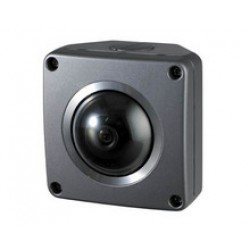 CNB VC1710N Vandal-Resistant Corner Mount Dome Camera, 3.8mm