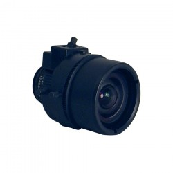 Speco VFMP2.712DC 2.7 to 12mm Varifocal Auto Iris Lens