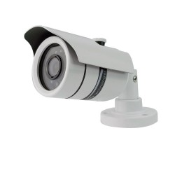 Speco VL-62-W Color Waterproof Day/Night Camera w/16 IR LEDs, White