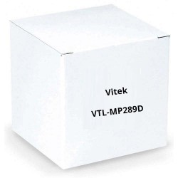 "Vitek VTL-MP289D 1/3"" 3MP 2.8-9mm F1.2 DC Auto Iris CS-Mount Lens"