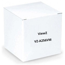 "ViewZ VZ-A256VM 1/3"" Standard Veri-Focal Lens w/Manual 2.5-6mm"
