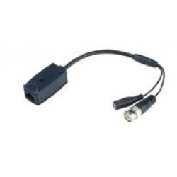 COP-USA W600HD-P HD-CVI/TVI/AHD Video and Power Over One CAT5e Cable