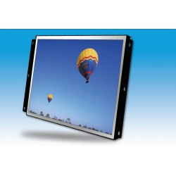 Weldex WDL-1500SRM 15-in Sun Readable LCD Monitor Metal Hsg