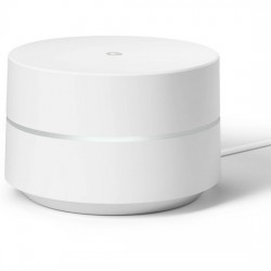 Nest WNGOGA0157US White Google Wi-Fi Single with Room-To-Room Connectivity