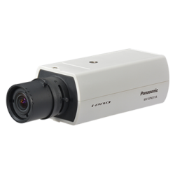 Panasonic WV-SPN311A Super Dynamic 720p HD Network Box Camera